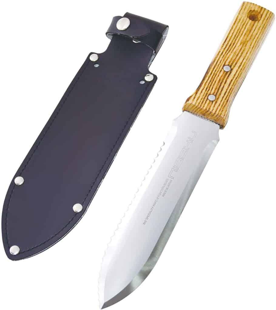 Nisaku Hori-Hori Weeding Digging Knife