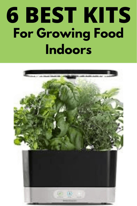 Indoor Vegetable Garden Kit