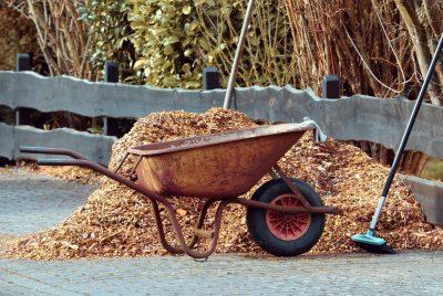 Mulch For Vegetable Garden