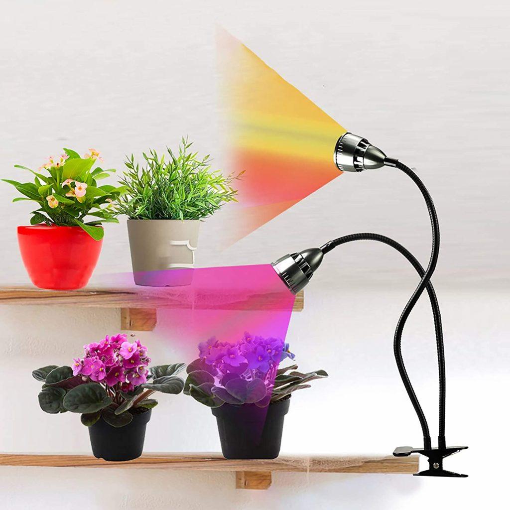 GHodec 40W Dual Head Grow Light