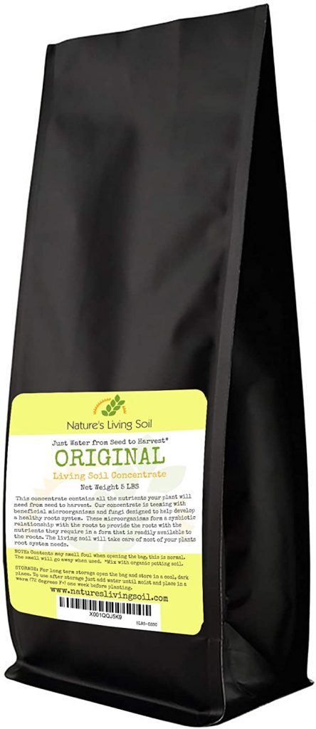 Nature's Living Soil Living Soil Concentrate